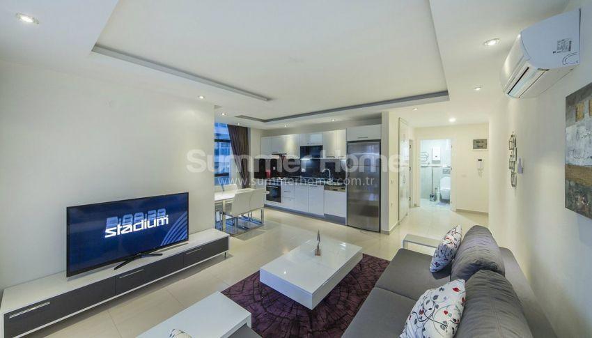 阿拉尼亚凯斯泰尔现代独立住宅区的海景公寓 interior - 43