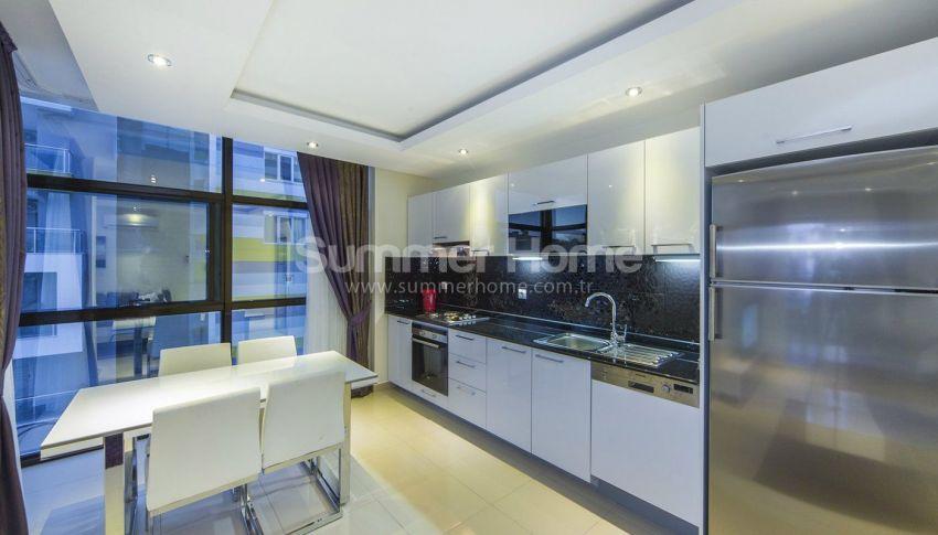 阿拉尼亚凯斯泰尔现代独立住宅区的海景公寓 interior - 44
