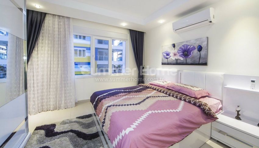 阿拉尼亚凯斯泰尔现代独立住宅区的海景公寓 interior - 45