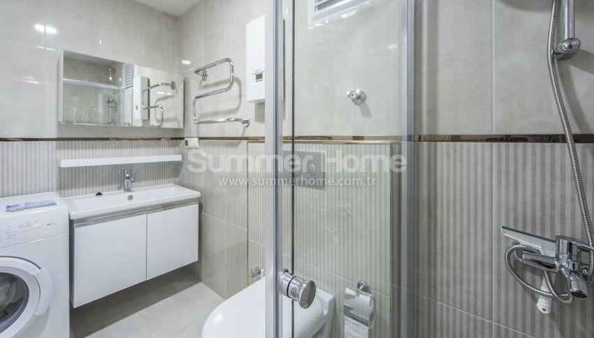 阿拉尼亚凯斯泰尔现代独立住宅区的海景公寓 interior - 48