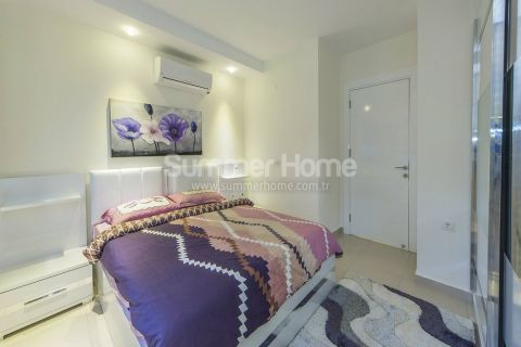 1-Bedroom Sea View Apartment in Lory Queen in Alanya - Interior Photos - 45