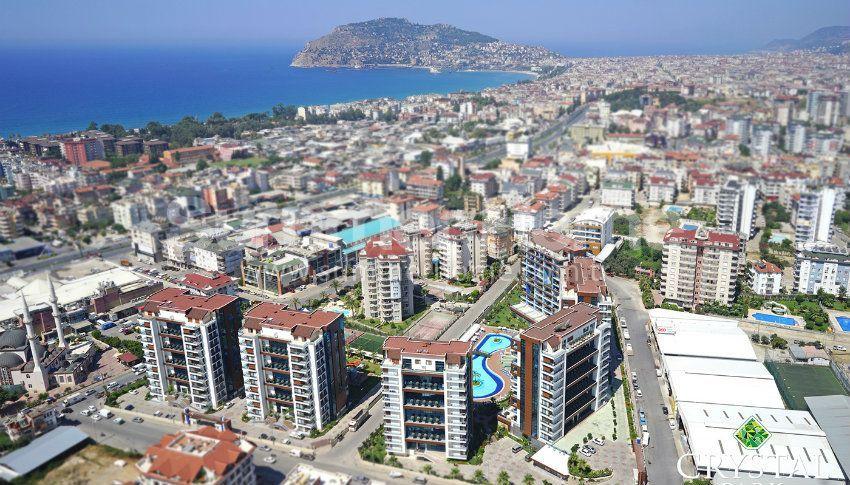 阿拉尼亚西基里地区的特色出租公寓,有海景 general - 9