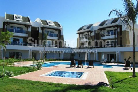 Luxury Apartments for Sale in Side - 1