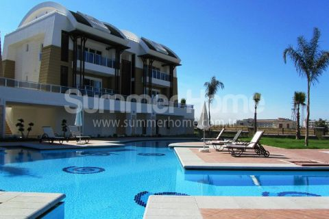 Luxury Apartments for Sale in Side