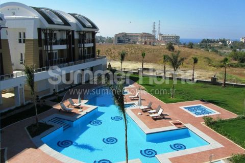 Luxury Apartments for Sale in Side - 2