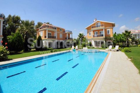 Top Quality Villas Surrounded By Nature in Belek