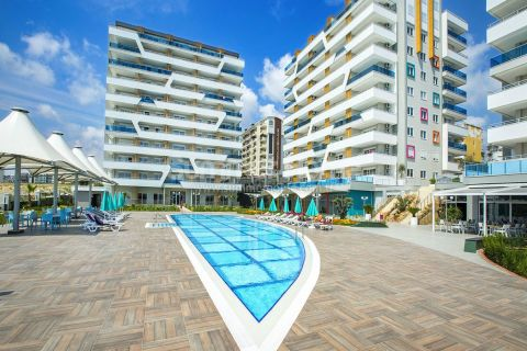Amazing Affordable Apartments Near Sea in Avsallar, Alanya