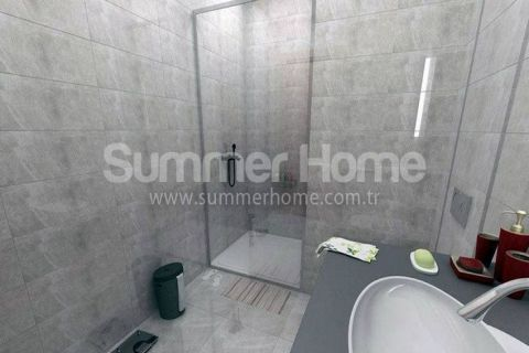 Kvalitne navrhnuté apartmány v Alanyi - Fotky interiéru - 5