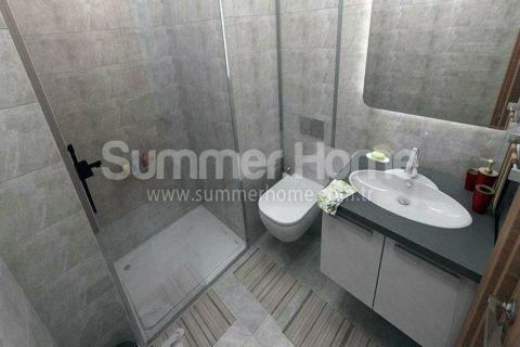 Kvalitne navrhnuté apartmány v Alanyi - Fotky interiéru - 7