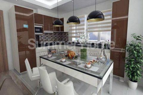 Kvalitne navrhnuté apartmány v Alanyi - Fotky interiéru - 10