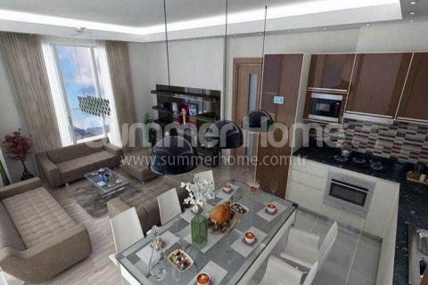 Kvalitne navrhnuté apartmány v Alanyi - Fotky interiéru - 11