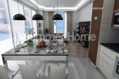 Kvalitne navrhnuté apartmány v Alanyi - Fotky interiéru - 12