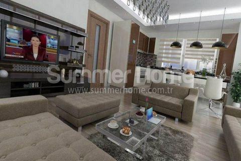 Großzügige Wohnungen in Cikcilli, Alanya - Foto's Innenbereich - 13