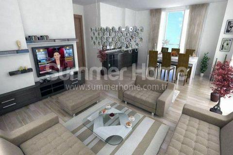 Kvalitne navrhnuté apartmány v Alanyi - Fotky interiéru - 14