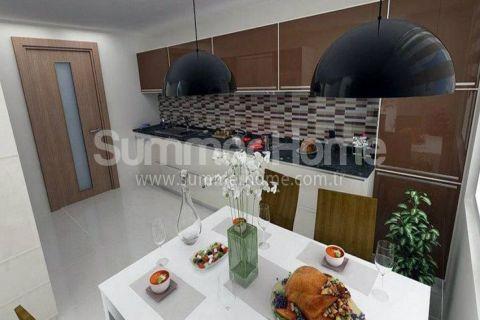 Kvalitne navrhnuté apartmány v Alanyi - Fotky interiéru - 15