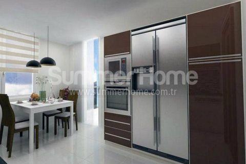 Kvalitne navrhnuté apartmány v Alanyi - Fotky interiéru - 16