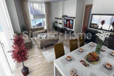 Kvalitne navrhnuté apartmány v Alanyi - Fotky interiéru - 18