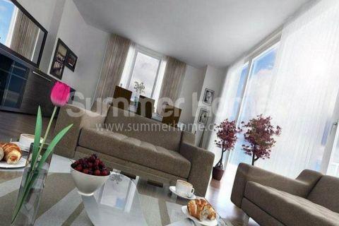 Kvalitne navrhnuté apartmány v Alanyi - Fotky interiéru - 19
