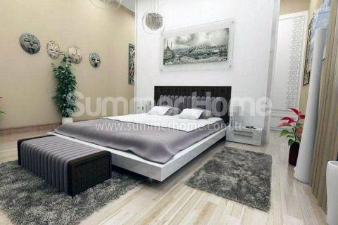 Kvalitne navrhnuté apartmány v Alanyi - Fotky interiéru - 20