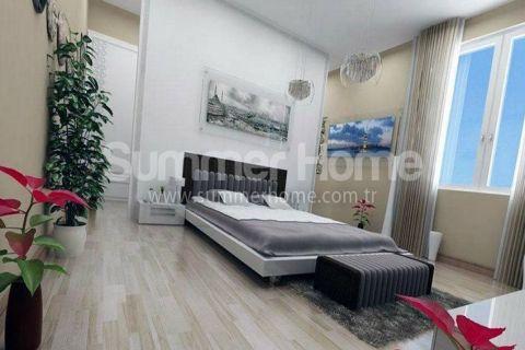 Kvalitne navrhnuté apartmány v Alanyi - Fotky interiéru - 21