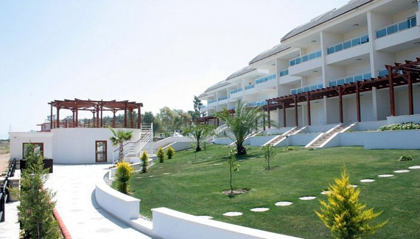 Classy Apartments in Beautiful Green Environment of Side general - 12