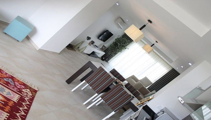 Classy Apartments in Beautiful Green Environment of Side interior - 35