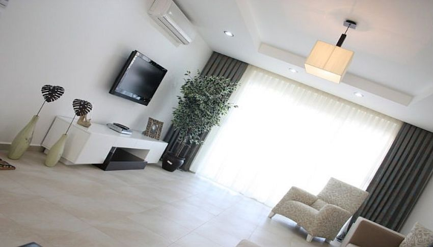 Classy Apartments in Beautiful Green Environment of Side interior - 36
