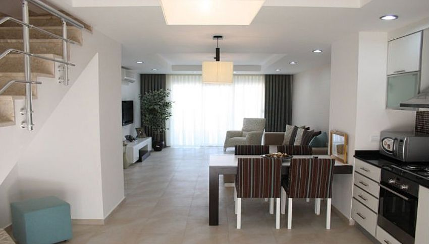 Classy Apartments in Beautiful Green Environment of Side interior - 37