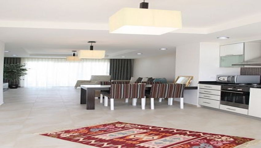 Classy Apartments in Beautiful Green Environment of Side interior - 38