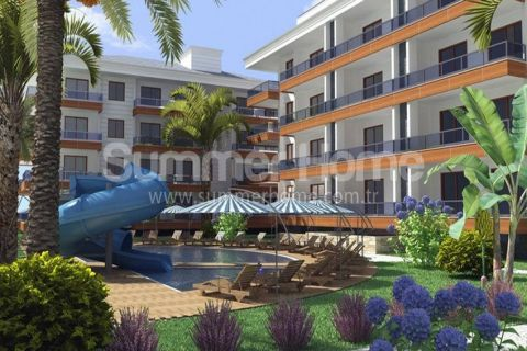 Cenovo dostupné byty na predaj v Alanyi