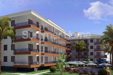 Cenovo dostupné byty na predaj v Alanyi - 4