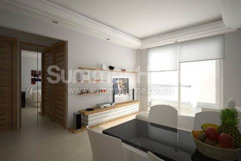 Cenovo dostupné byty na predaj v Alanyi - Fotky interiéru - 9