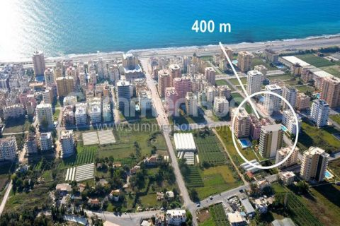 Apartments with Reasonable Prices in Alanya - 12