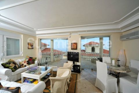 Glorious Villas with Panoramic View in Alanya - Interior Photos - 7