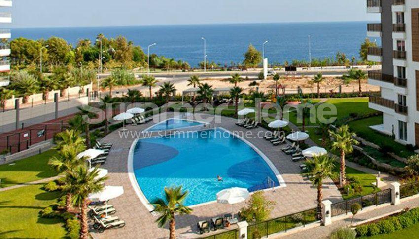 Appartements en résidence de luxe avec une excellente vue à Lara, Antalya general - 3