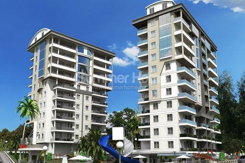 Современные апартаменты в Алании - 2