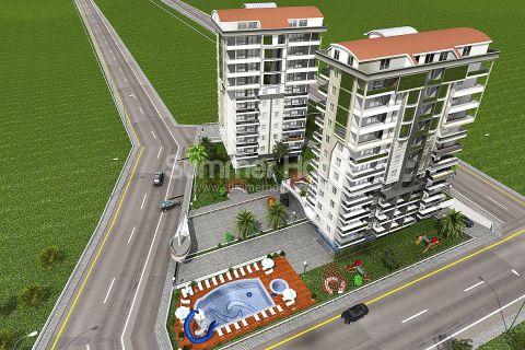 Современные апартаменты в Алании - 5