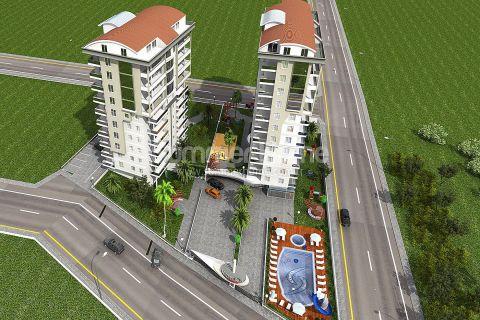 Современные апартаменты в Алании - 6