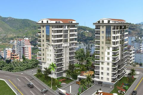 Современные апартаменты в Алании - 8