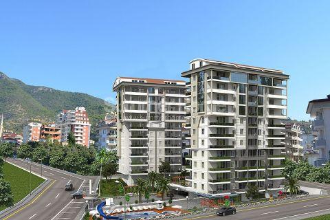 Современные апартаменты в Алании - 9