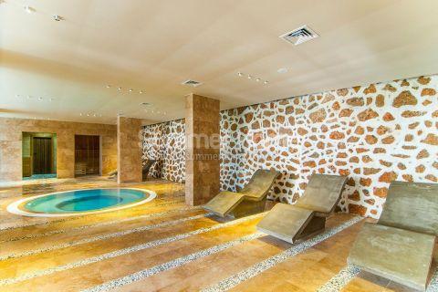 Apartmány pre nízky rozpočet na predaj v Alanyi - Fotky interiéru - 23