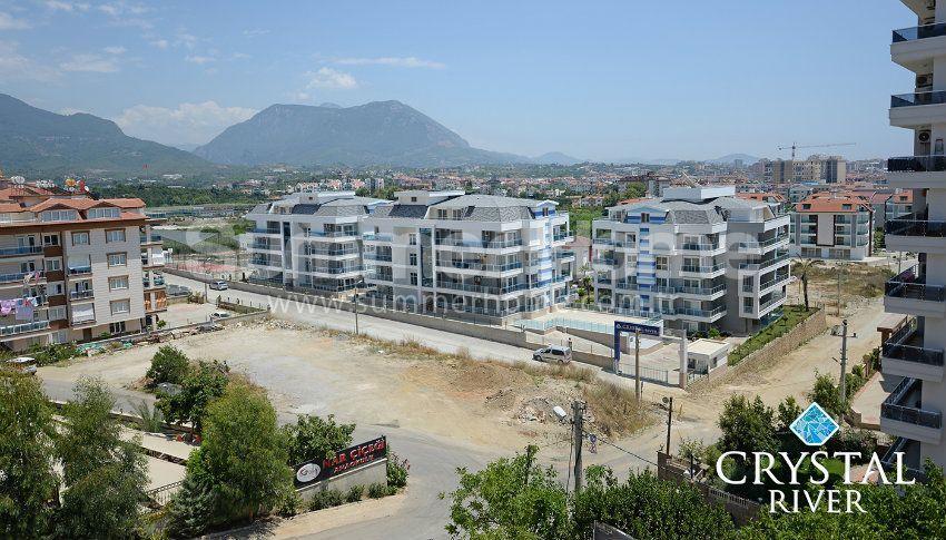 阿拉尼亚舒适的两居室公寓,位于服务设施齐全的住宅区内 general - 4