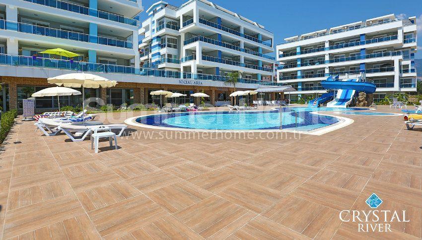 阿拉尼亚舒适的两居室公寓,位于服务设施齐全的住宅区内 general - 6
