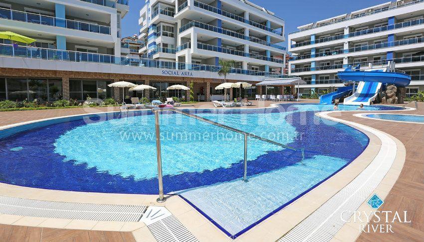 阿拉尼亚舒适的两居室公寓,位于服务设施齐全的住宅区内 general - 7