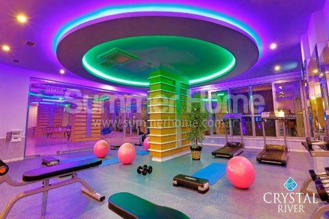 Pohodlný 3-izbový apartmán na predaj v Crystal River v Alanyi - Fotky interiéru - 13