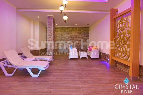 Pohodlný 3-izbový apartmán na predaj v Crystal River v Alanyi - Fotky interiéru - 14