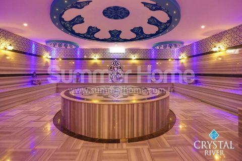 Pohodlný 3-izbový apartmán na predaj v Crystal River v Alanyi - Fotky interiéru - 16