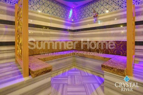 Pohodlný 3-izbový apartmán na predaj v Crystal River v Alanyi - Fotky interiéru - 17