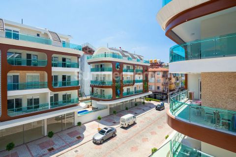 New Sea View Apartments in Alanya