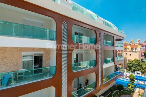 New Sea View Apartments in Alanya - 2